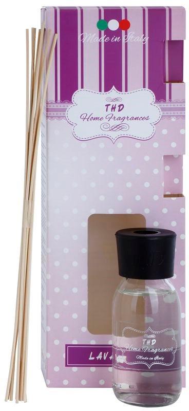 THD Home Fragrances Lavanda Difusor de aromas con esencia 100 ml
