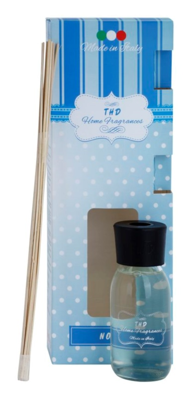 THD Home Fragrances Noir Aroma Diffuser With Refill 100 ml