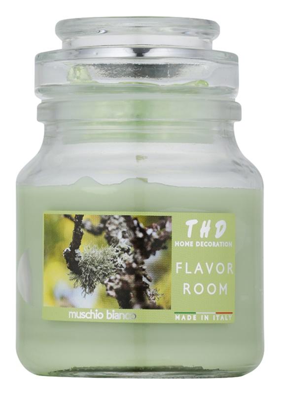 THD Candela Profumeta Muschio Bianco świeczka zapachowa  140 g