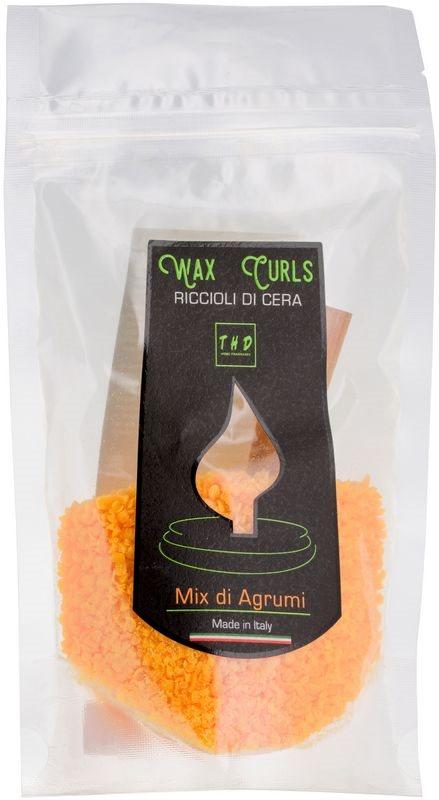THD Wax Curls Mix Di Agrumi cera derretida aromatizante 100 g