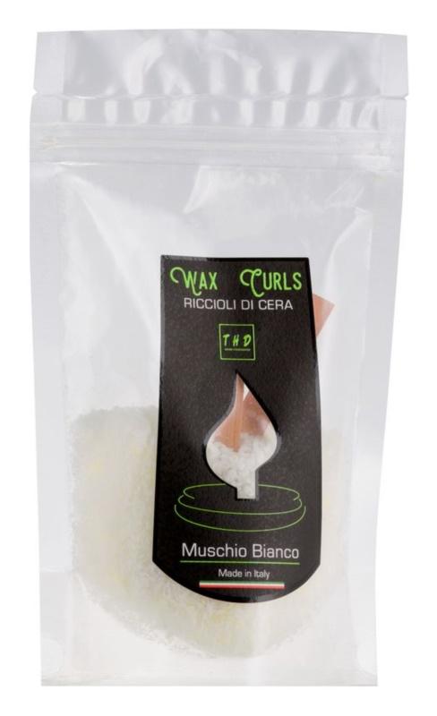 THD Wax Curls Muschio Bianco wosk zapachowy 100 g