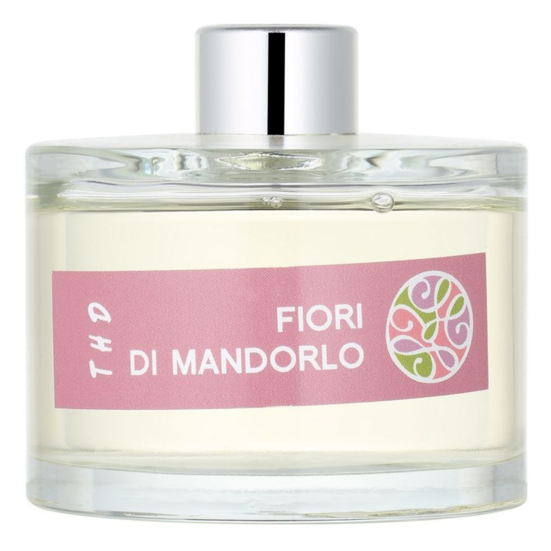 THD Platinum Collection Fior Di Mandorlo Aroma Diffuser With Filling 100 ml