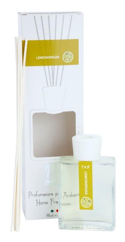 THD Platinum Collection Lemongrass Aroma difuzer s punjenjem 200 ml