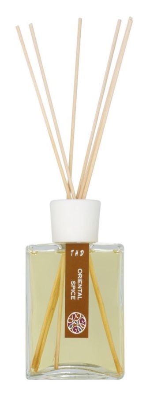 THD Platinum Collection Oriental Spice aroma Diffuser met navulling 200 ml