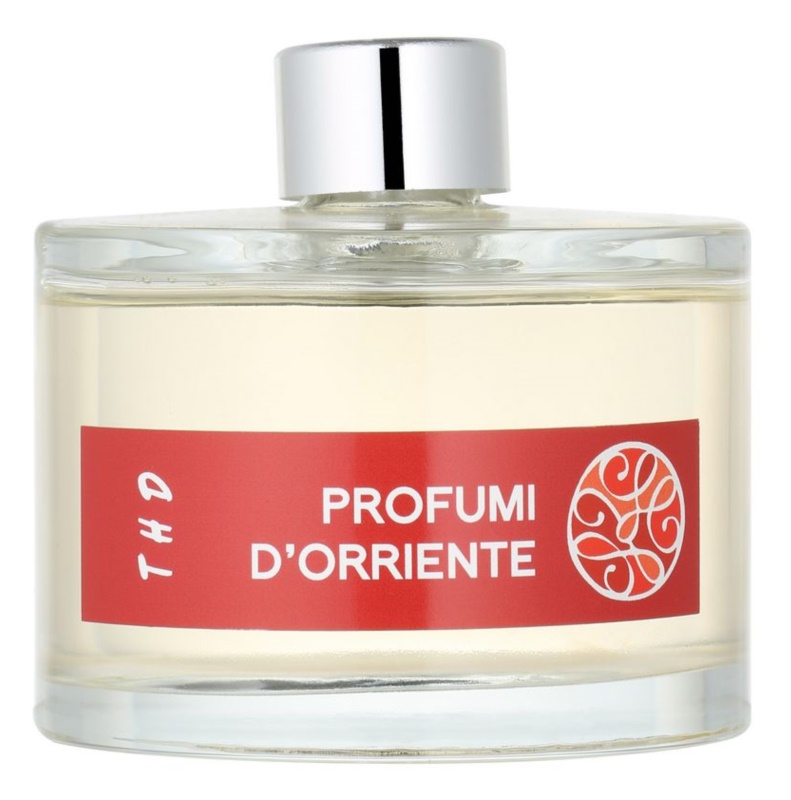 THD Platinum Collection Profumi D'Oriente aroma Diffuser met navulling 100 ml