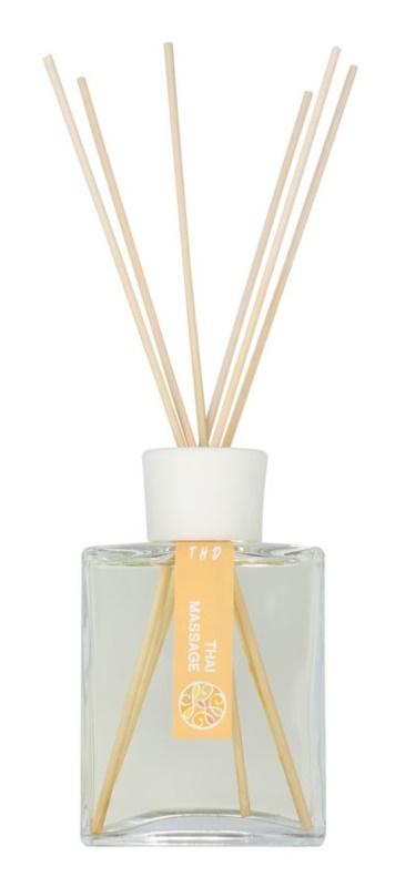 THD Platinum Collection Thai Massage diffusore di aromi con ricarica 200 ml