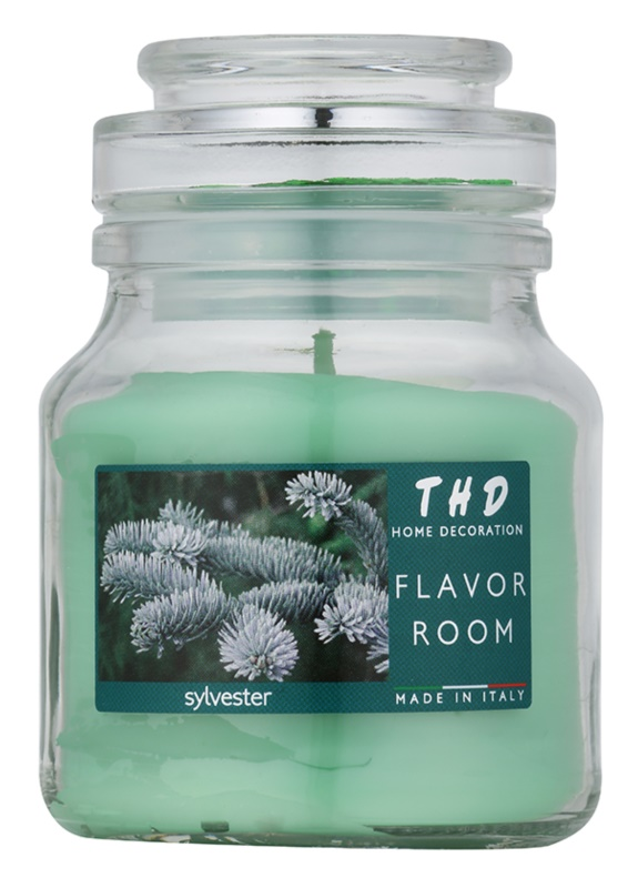 THD Candela Profumeta Sylvester Scented Candle 140 g