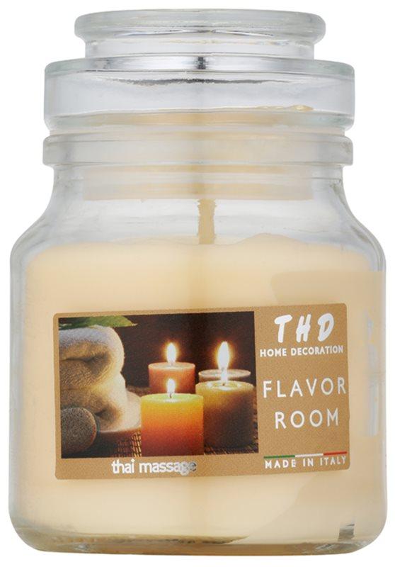 THD Candela Profumeta Thai Massage illatos gyertya  140 g