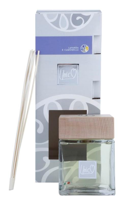 THD Unico Prestige Lavanda e Camomilla dyfuzor zapachowy z napełnieniem 500 ml