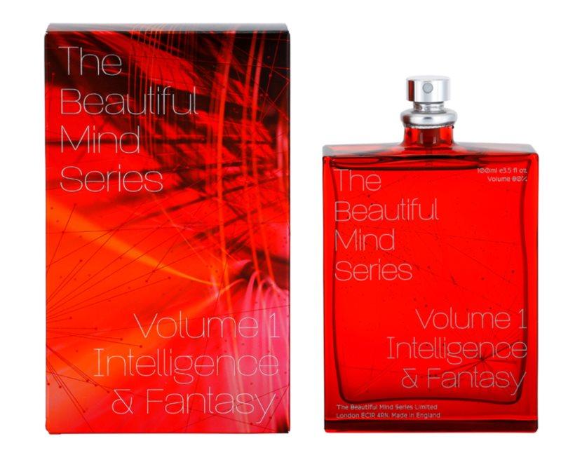 The Beautiful Mind Series Intelligence & Fantasy eau de toilette per donna 100 ml