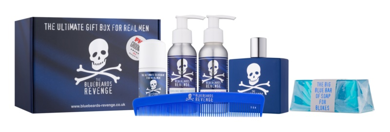 The Bluebeards Revenge Gift Sets Revenge Perfect Man Kit coffret I.