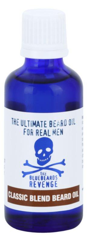 The Bluebeards Revenge Classic Blend óleo para barba