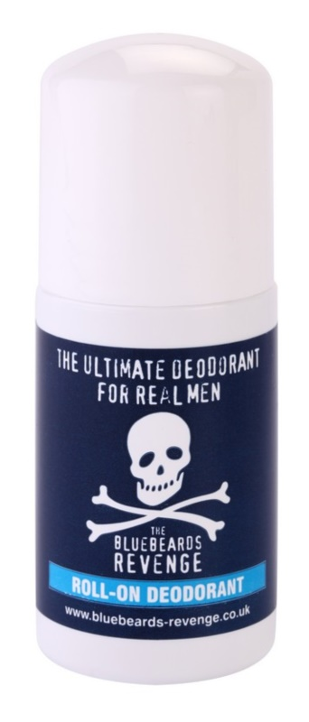 The Bluebeards Revenge Fragrances & Body Sprays antyperspirant roll-on
