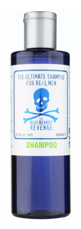 The Bluebeards Revenge Hair & Body Shampoo  voor Alle Haartypen