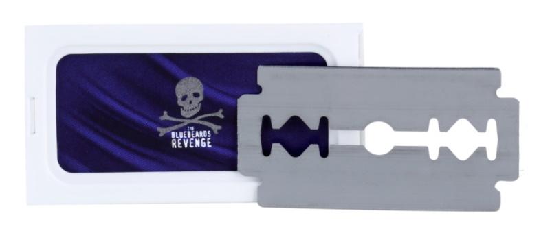The Bluebeards Revenge Razors & Blades lamette di ricambio