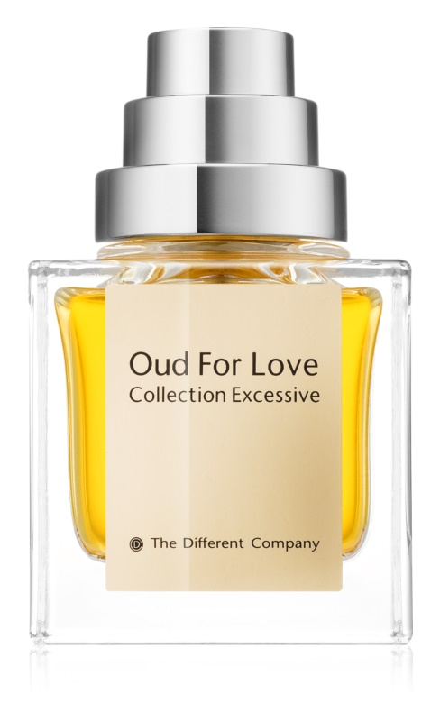 The Different Company Oud For Love Eau de Parfum unissexo 50 ml