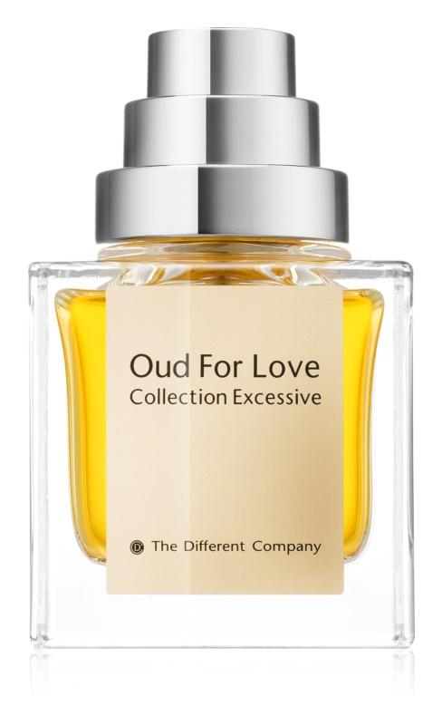 The Different Company Oud For Love parfémovaná voda unisex 50 ml