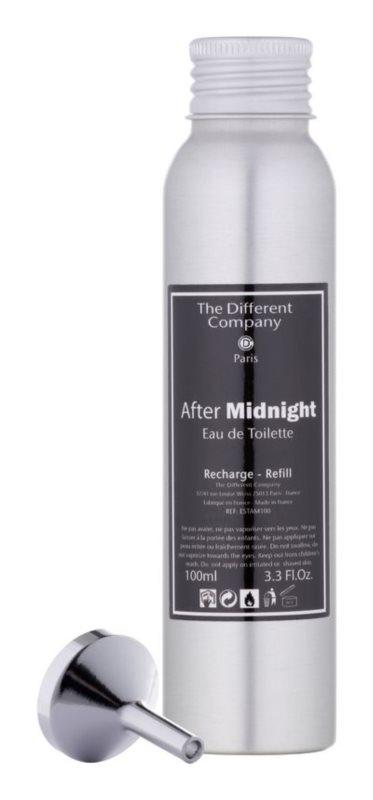 The Different Company After Midnight eau de toilette unisex 100 ml töltelék