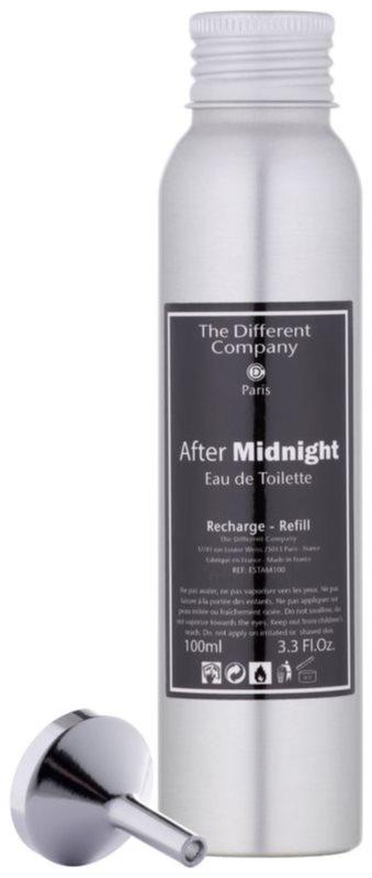 The Different Company After Midnight toaletná voda unisex 100 ml náplň