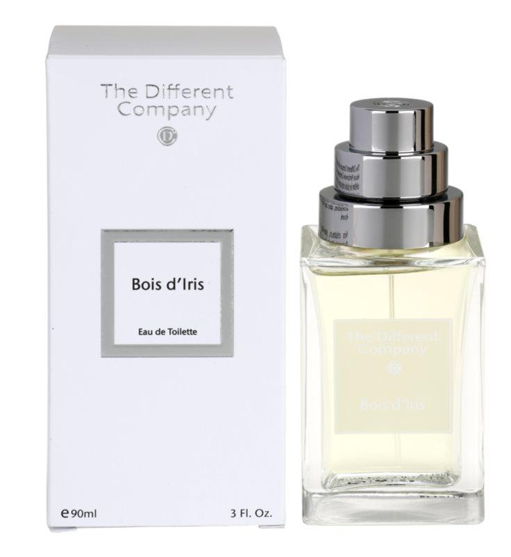 The Different Company Bois d´Iris Eau de Toilette for Women 90 ml Refillable
