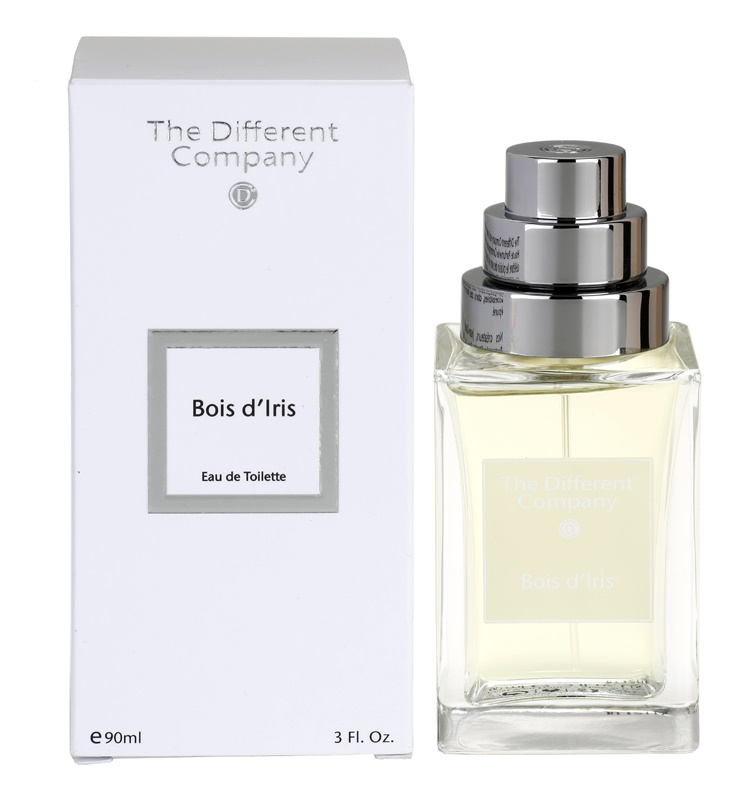 The Different Company Bois d´Iris eau de toilette nőknek 90 ml utántölthető