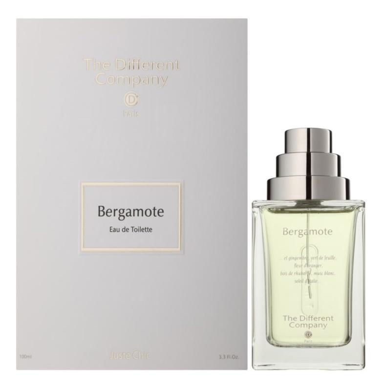 The Different Company Bergamote eau de toilette para mujer 100 ml recargable