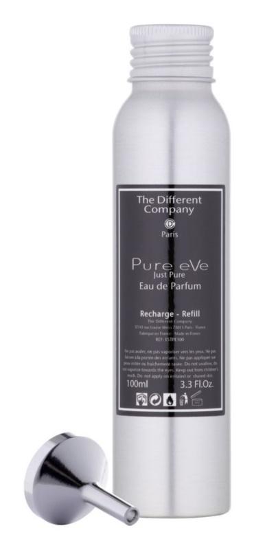 The Different Company Pure eVe Eau de Parfum for Women 100 ml Refill