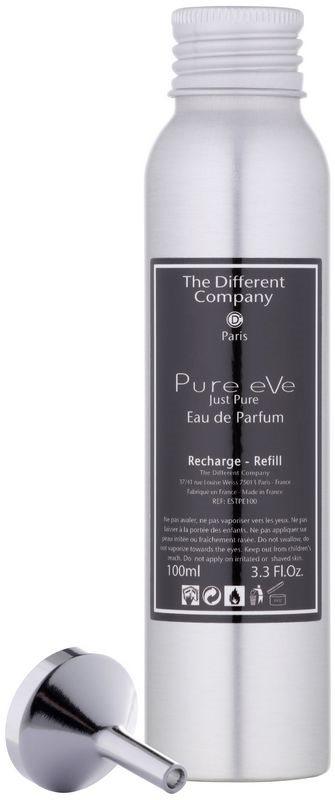 The Different Company Pure eVe parfémovaná voda pro ženy 100 ml náplň