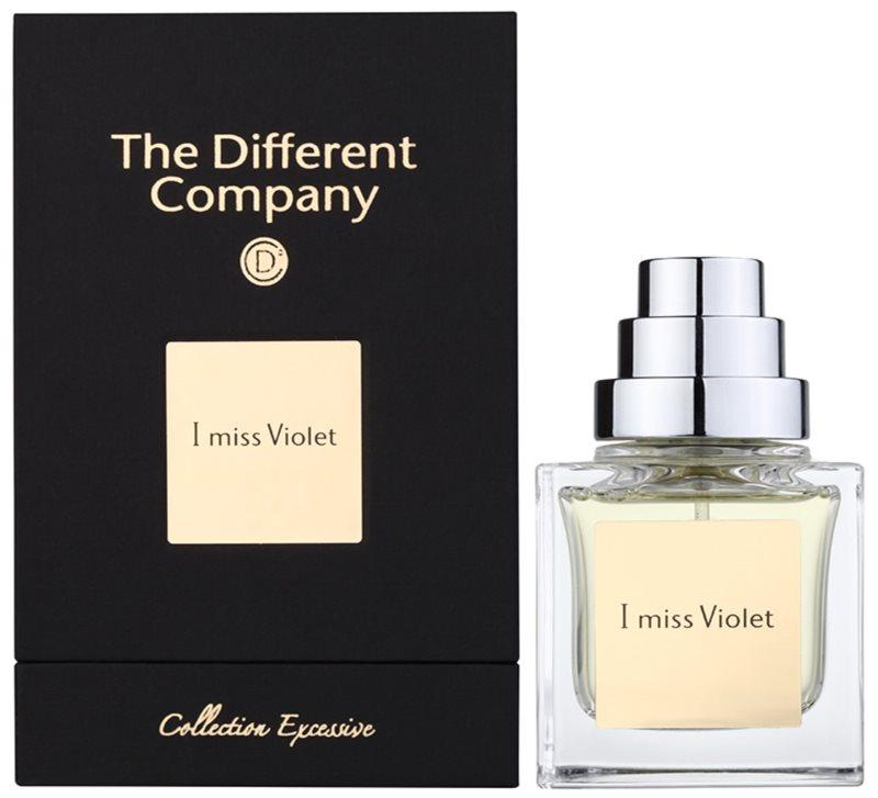The Different Company I Miss Violet Parfumovaná voda unisex 50 ml