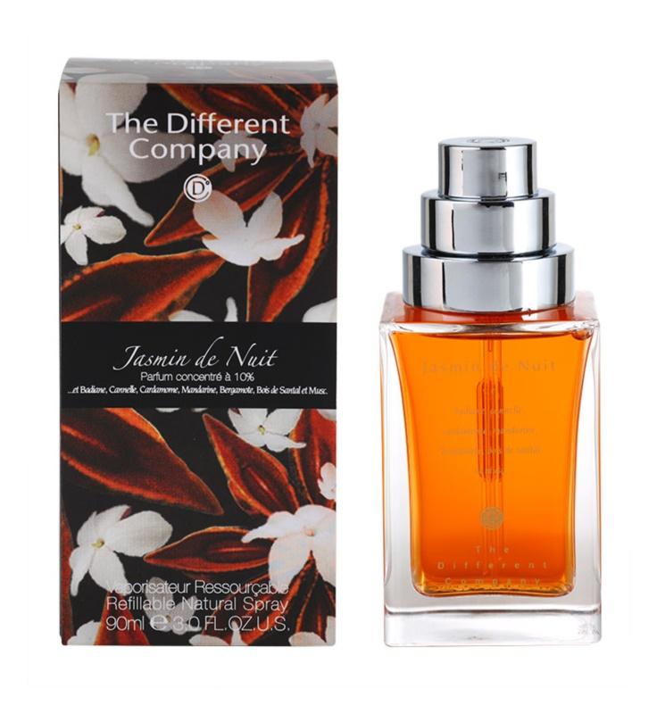 The Different Company Jasmin de Nuit eau de parfum pentru femei 90 ml reincarcabil