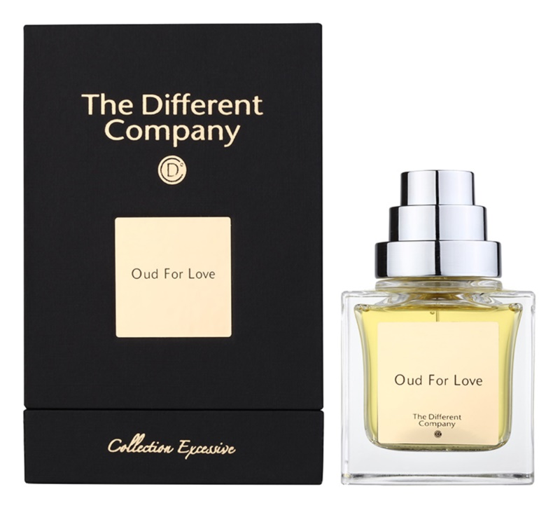 The Different Company Oud For Love parfémovaná voda unisex 50 ml