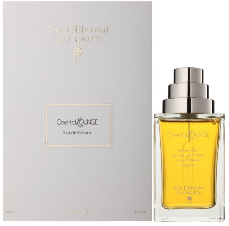 The Different Company Oriental Lounge Eau de Parfum unisex 100 ml Nachfüllbar