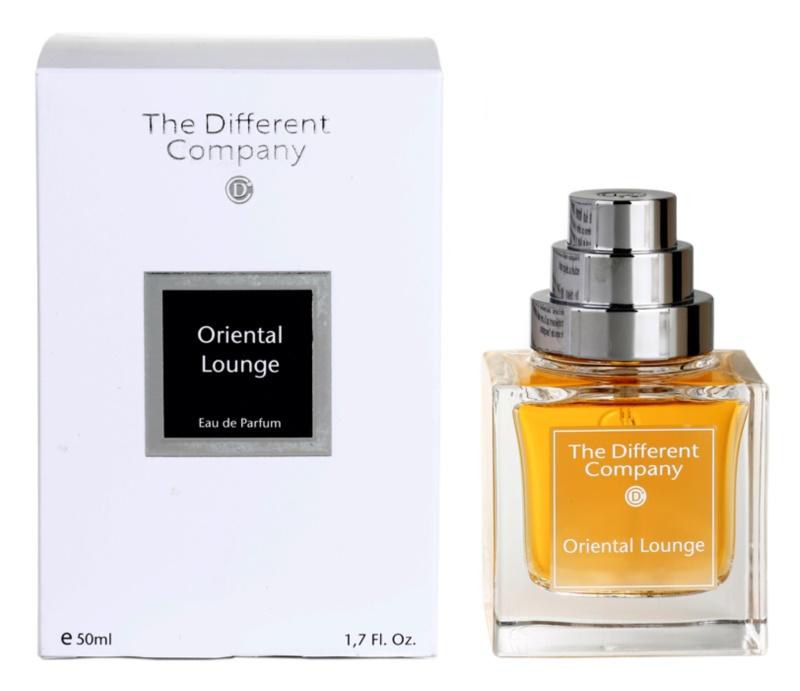 The Different Company Oriental Lounge parfémovaná voda unisex 50 ml