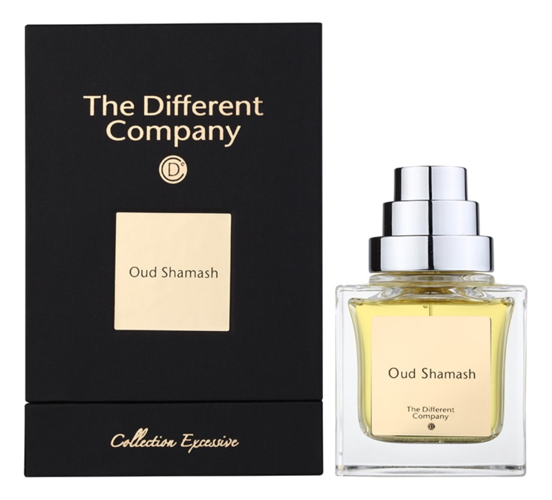 The Different Company Oud Shamash woda perfumowana unisex 50 ml