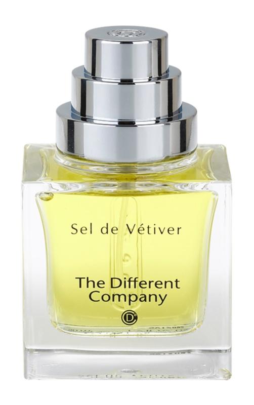 The Different Company Sel de Vetiver eau de parfum unisex 50 ml