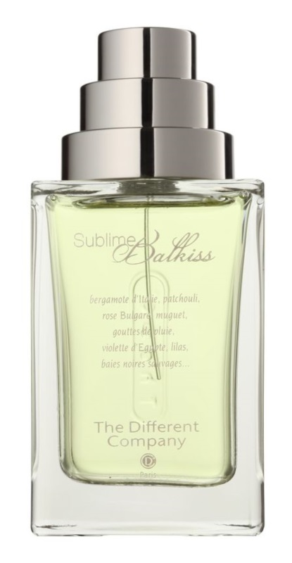The Different Company Sublime Balkiss Eau de Parfum for Women 100 ml Refillable