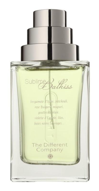 The Different Company Sublime Balkiss parfémovaná voda pro ženy 100 ml plnitelná