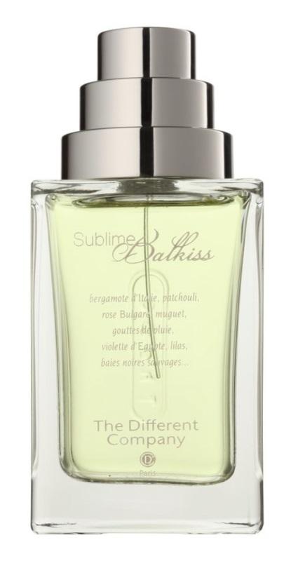 The Different Company Sublime Balkiss woda perfumowana dla kobiet 100 ml napełnialny