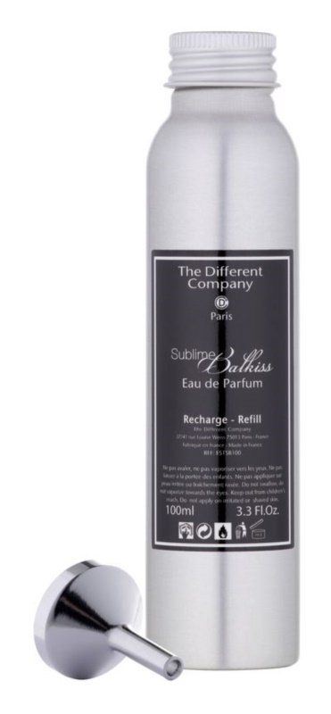 The Different Company Sublime Balkiss парфумована вода для жінок 100 мл наповнення