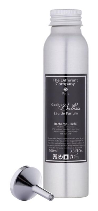 The Different Company Sublime Balkiss eau de parfum para mujer 100 ml recarga