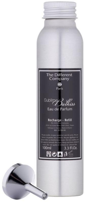 The Different Company Sublime Balkiss parfémovaná voda pro ženy 100 ml náplň