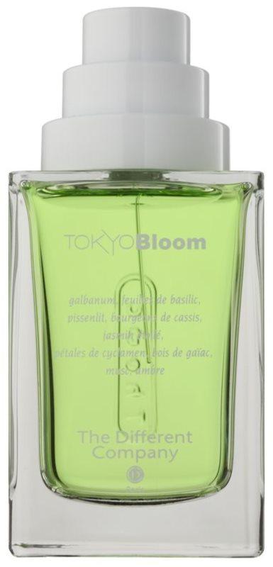 The Different Company Tokyo Bloom eau de toilette unisex 100 ml recargable