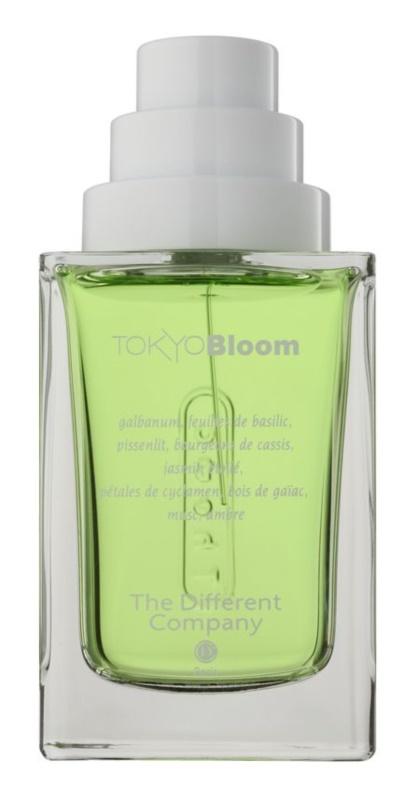 The Different Company Tokyo Bloom eau de toilette unisex 100 ml ricaricabile