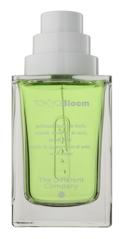 The Different Company Tokyo Bloom woda toaletowa unisex 100 ml napełnialny