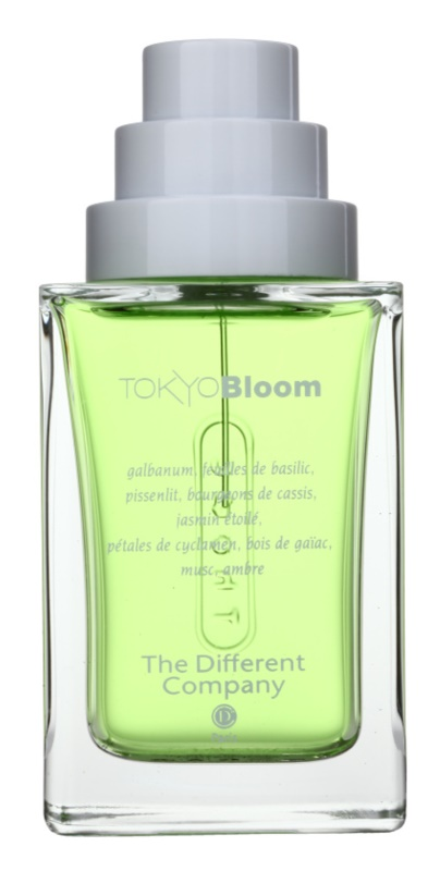 The Different Company Tokyo Bloom toaletní voda tester unisex 100 ml