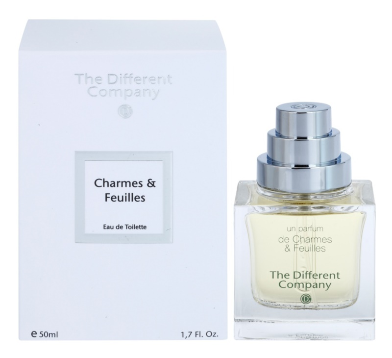 The Different Company Un Parfum De Charmes & Feuilles woda toaletowa unisex 50 ml