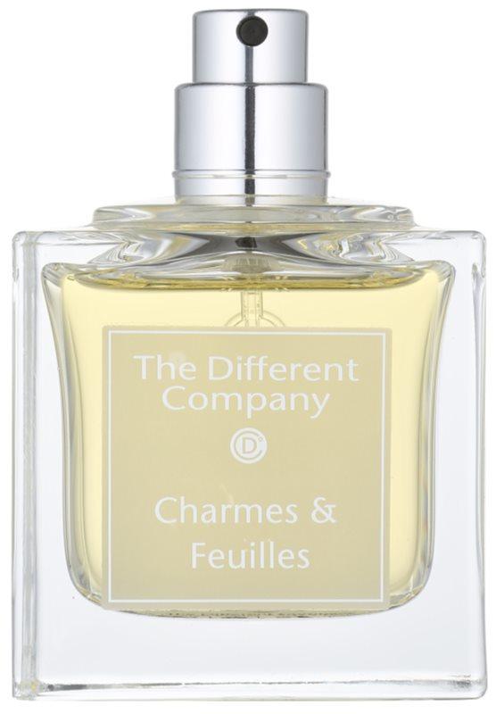 The Different Company Un Parfum De Charmes & Feuilles toaletná voda tester unisex 50 ml