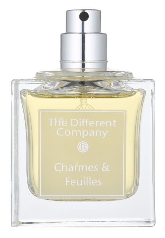 The Different Company Un Parfum De Charmes & Feuilles woda toaletowa tester unisex 50 ml