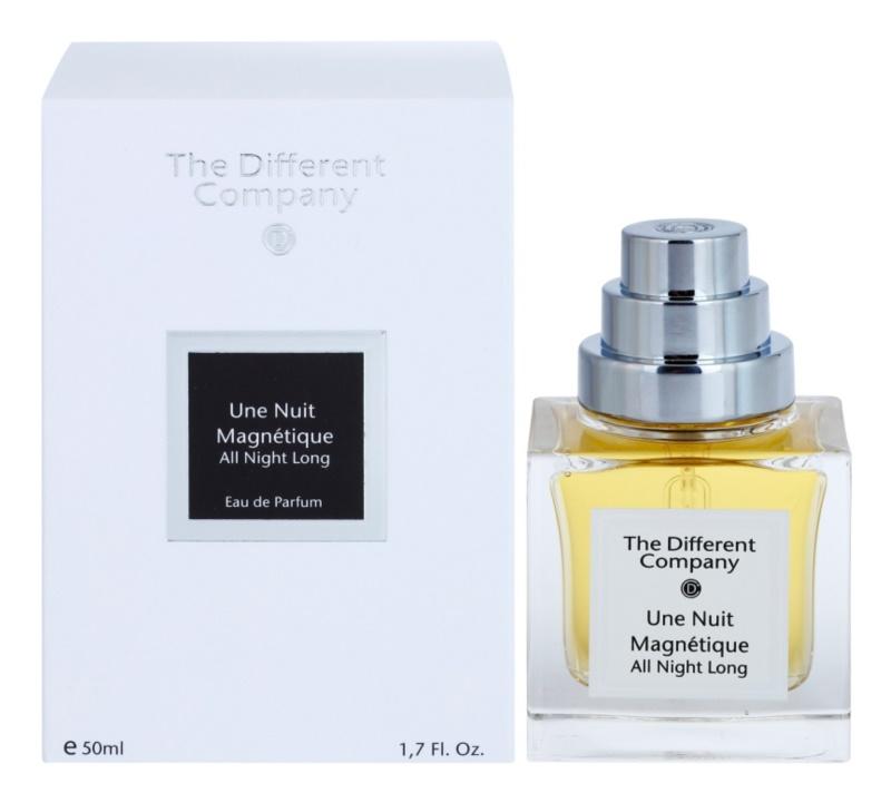 The Different Company Une Nuit Magnetique Eau de Parfum unisex 50 μλ