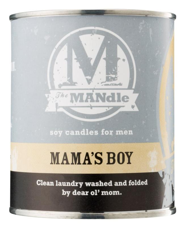 The MANdle Mama's Boy lumânare parfumată  425 g